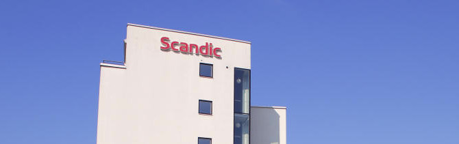Scandic Grand Central – i Stockholm