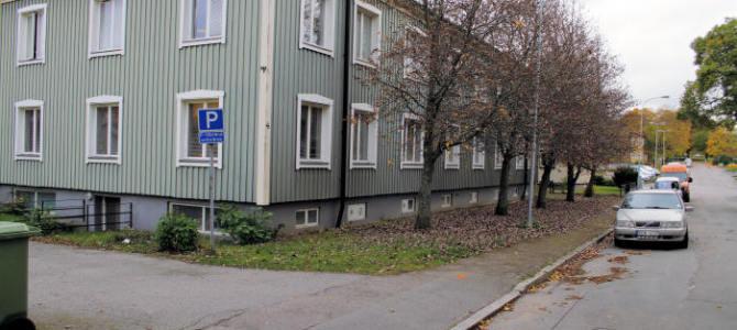 Brf Kungsberget 2 satsade på säkerhetsdörrar