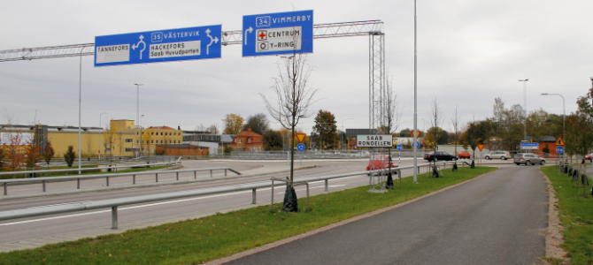 Saab-rondellen – ett enda stort fiasko!