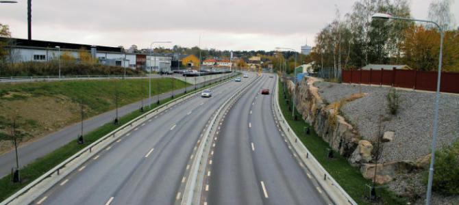 Östra länken – nya riksväg 35
